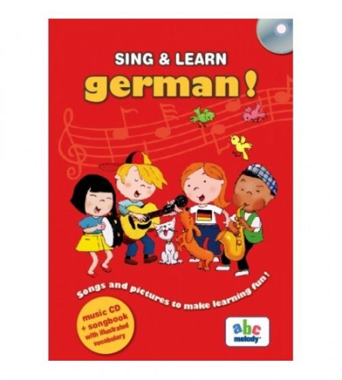 Sing&Learn German! (carte + CD)