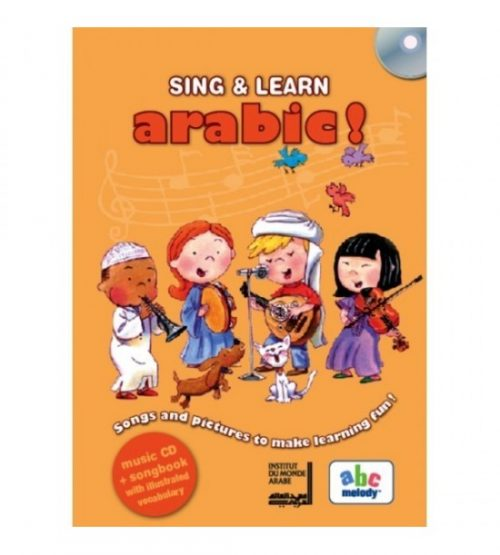 Sing & Learn Arabic! (ed. tiparita + CD)