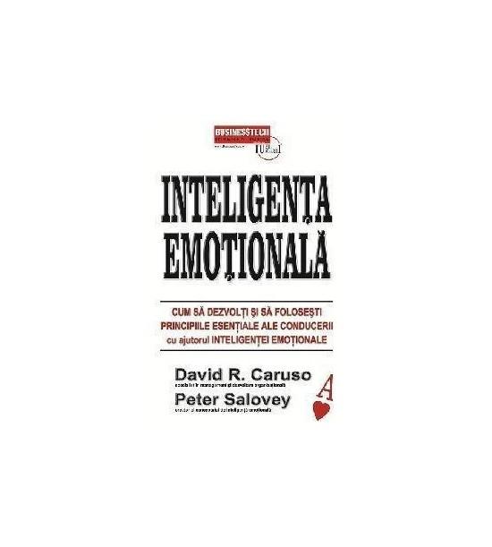 Inteligenta emotionala (ed. tiparita)