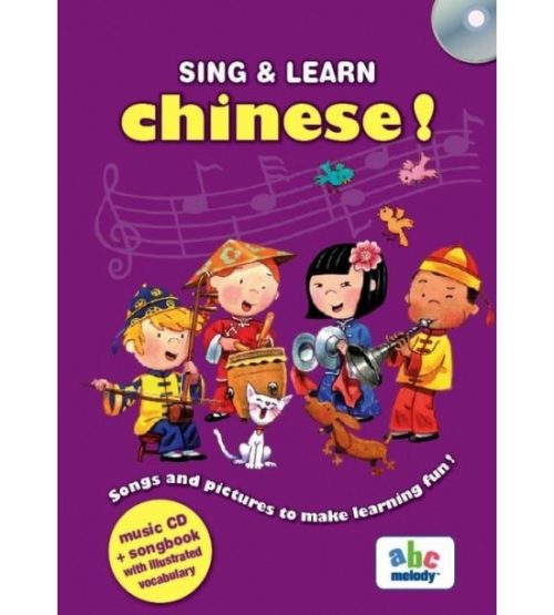 Sing & Learn Chinese! (ed. tiparita + CD)