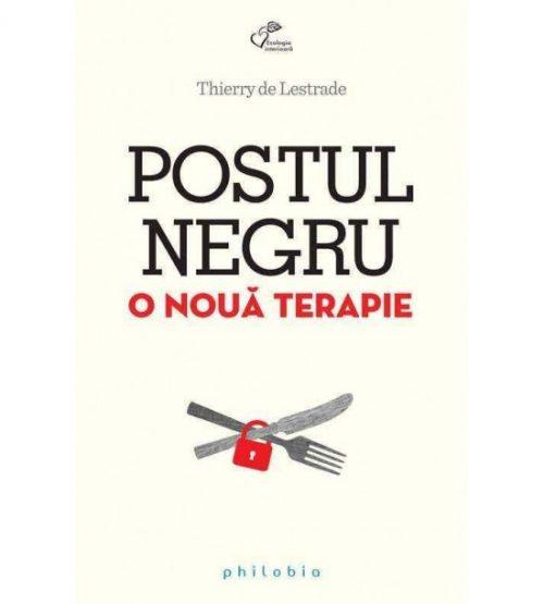 carte Postul negru - o noua terapie - piatadecarte.net librarie