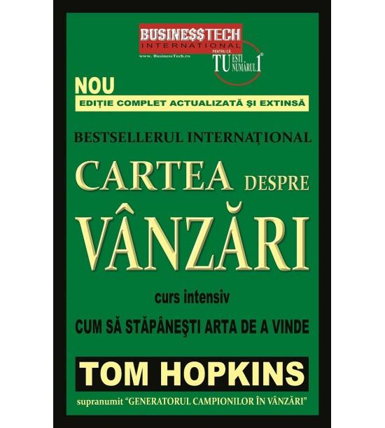 Cartea despre vanzari (ed. tiparita)