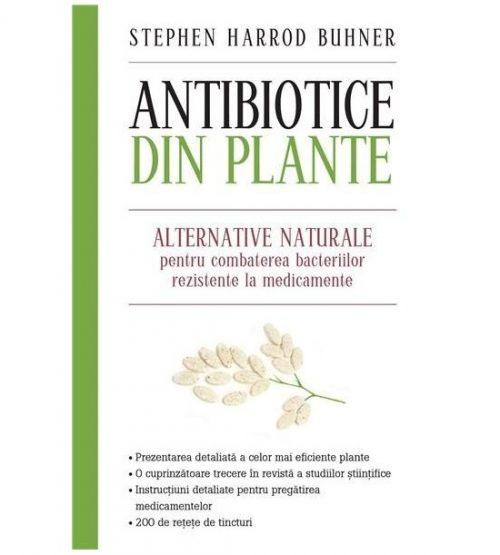 Antibiotice din plante (ed. tiparita)