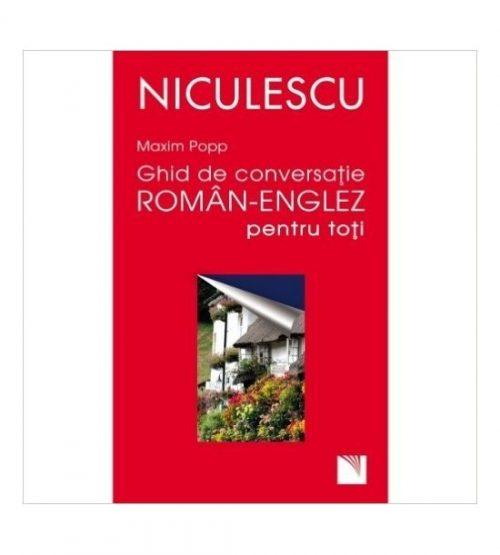 Ghid de conversatie Roman-Englez (ed. tiparita)