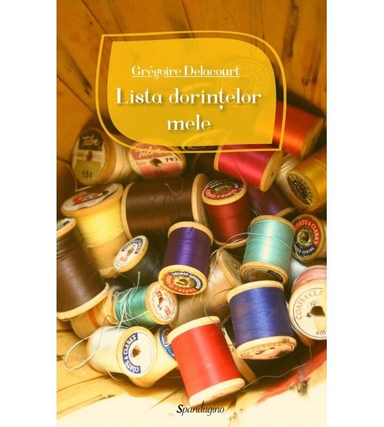 Lista dorintelor mele (ed. tiparita)