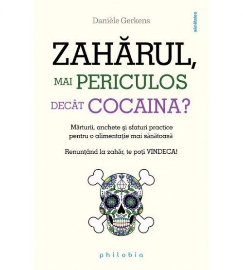 Zaharul, mai periculos decat cocaina?