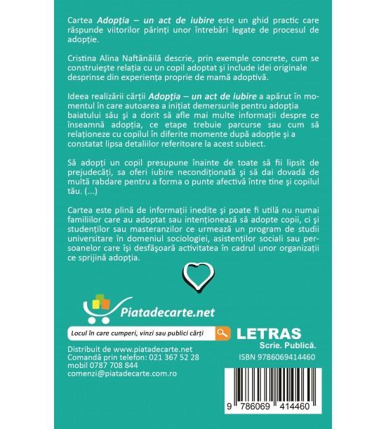 Adoptia-un act de iubire (ed. tiparita)