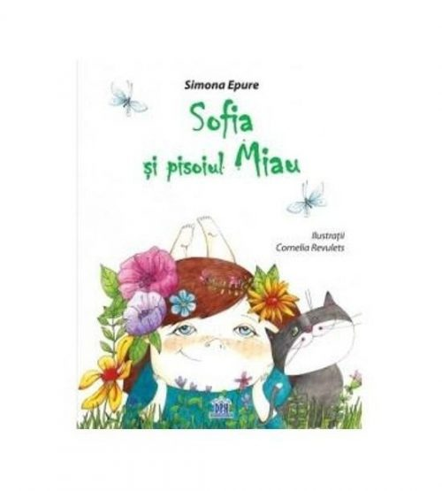 Sofia si pisoiul Miau
