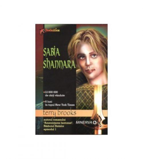 Sabia Shannara (ed. tiparita)