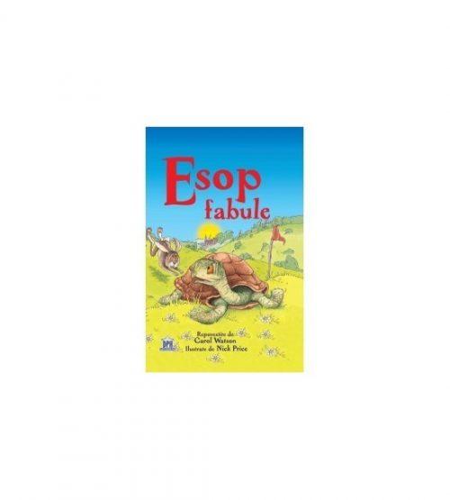Esop. Fabule (ed. tiparita)