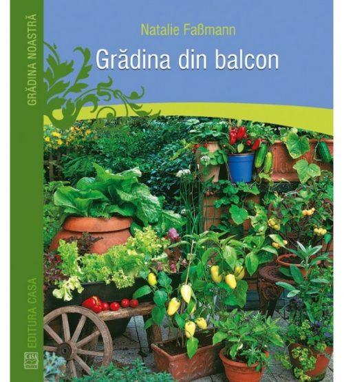 Gradina din balcon (ed. tiparita)
