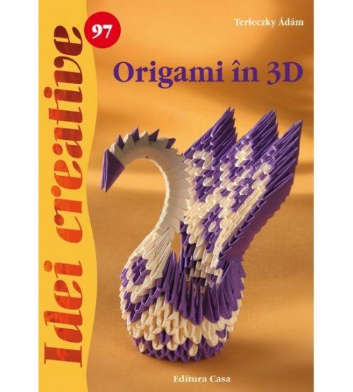 Origami in 3D, vol. 97 (ed. tiparita)