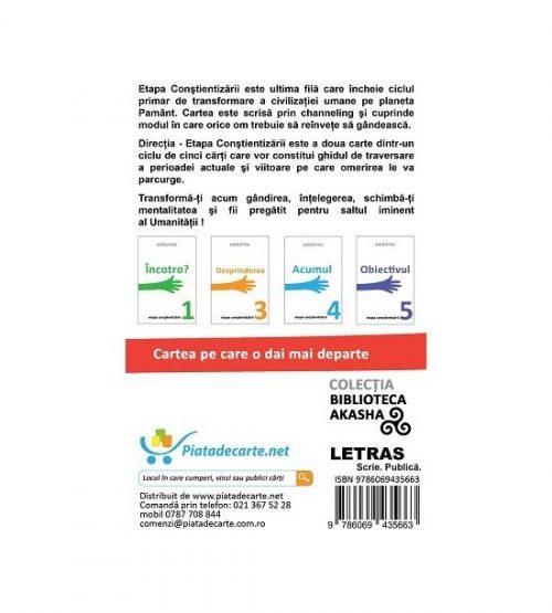 Directia - Etapa constientizarii (ed. tiparita)