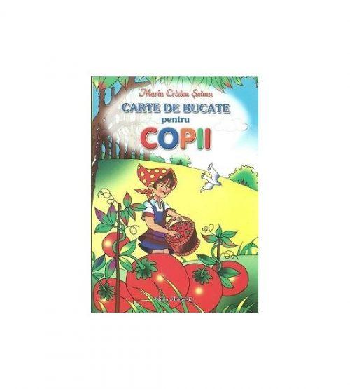 Carte de bucate pentru copii (ed. tiparita)
