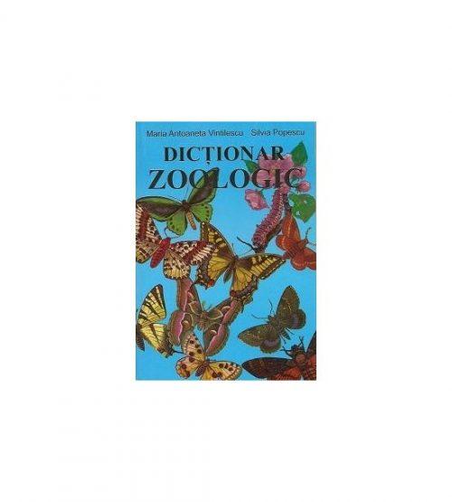 Dictionar zoologic (ed. tiparita)