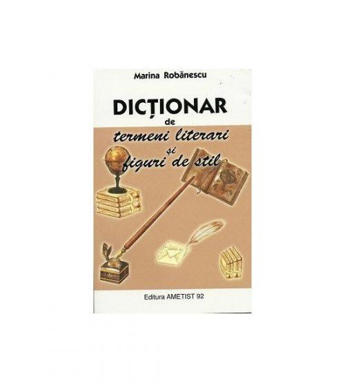Dictionar de termeni literari si figuri de stil (ed. tiparita)