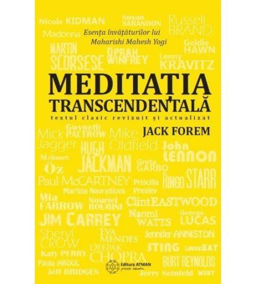 Meditatia transcendentala (ed. tiparita)