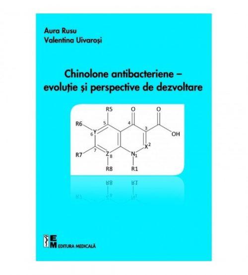 Chinolone antibacteriene - evolutie si perspective de dezvoltare