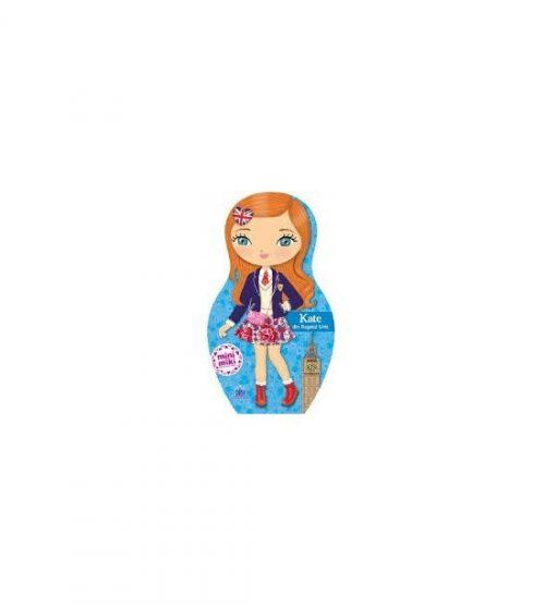 Kate din Regatul Unit - Colectia Mini Miki descopera lumea
