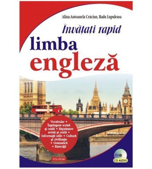 Invatati rapid limba engleza (ed. tiparita cu CD)