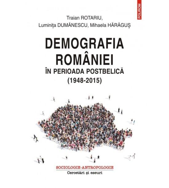 Demografia Romaniei in perioada postbelica