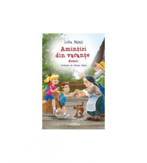 Amintiri din vacante - poezii (ed. tiparita)