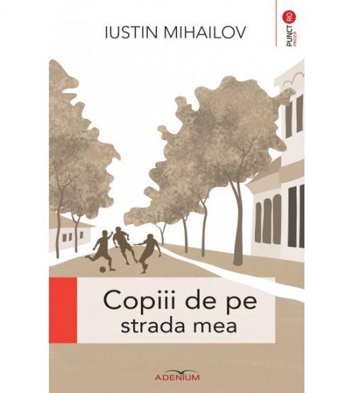 Copiii de pe strada mea (ed. tiparita)