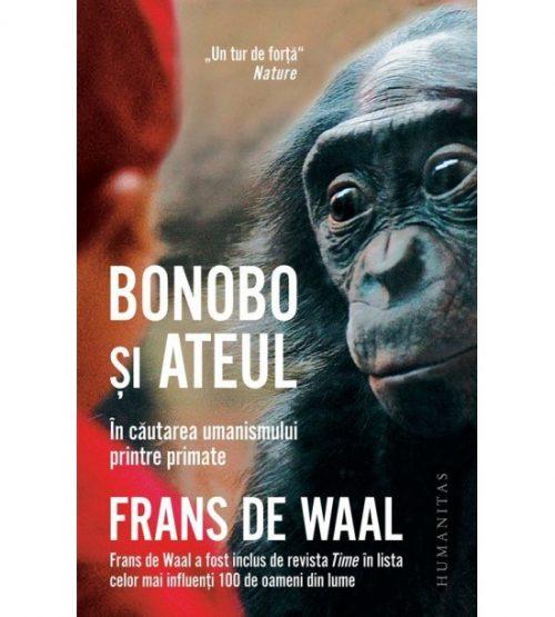 Bonobo si ateul (ed. tiparita) - Frans de Waal