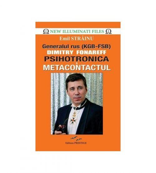 Psihotronica - Metacontactul - Emil Strainu