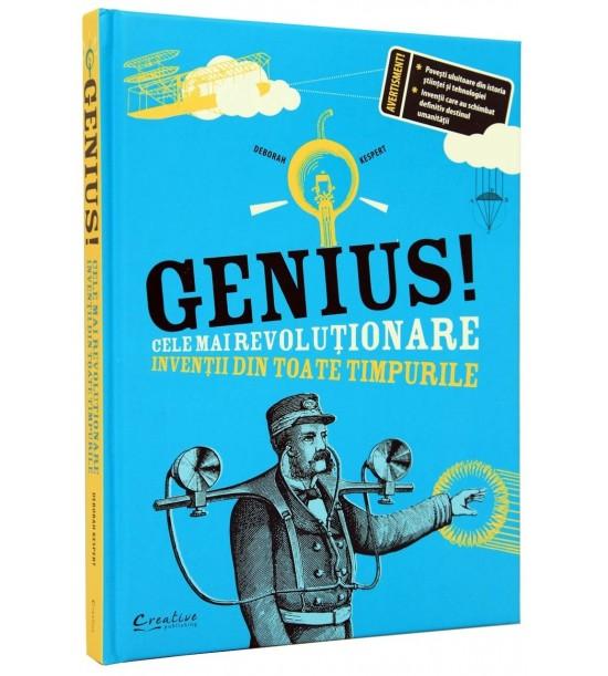 Genius! Cele mai revolutionare inventii din toate timpurile (ed. tiparita)