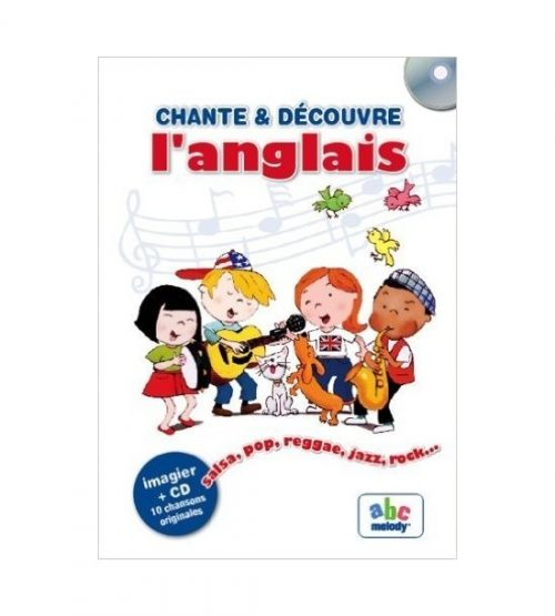 Chante & Decouvre l'anglais (carte si CD)