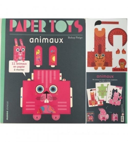 Papertoys: Animale