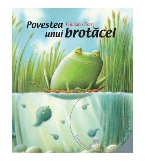 Povestea unui brotacel (ed. tiparita + DVD)