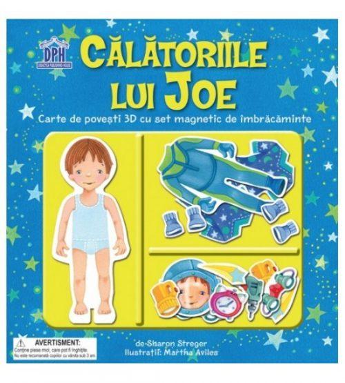 Calatoriile lui Joe: carte de povesti 3D