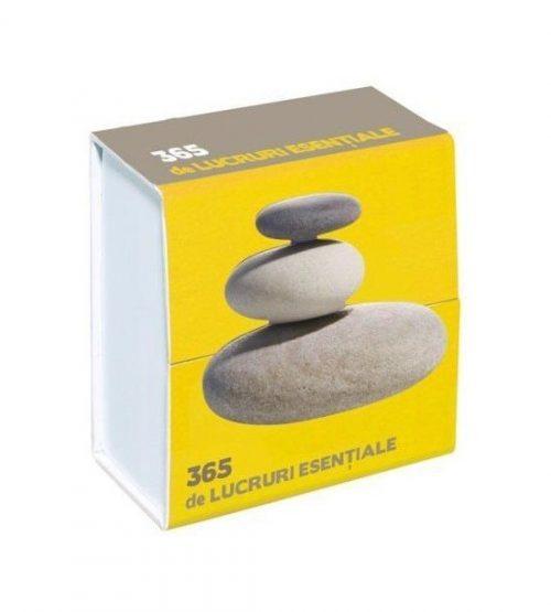365: Lucruri esentiale (carte cadou)