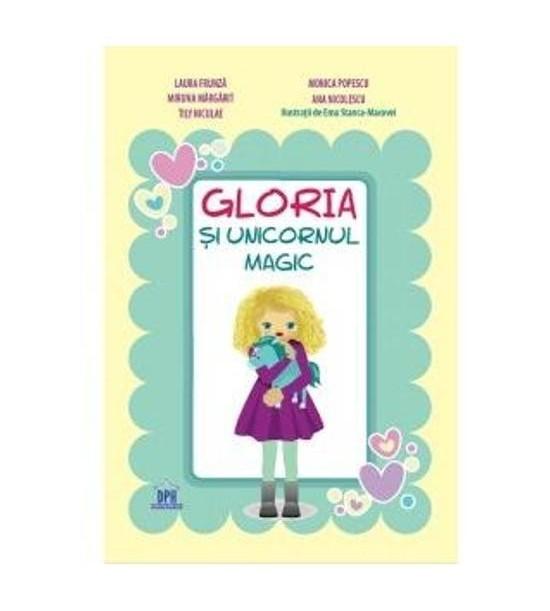 Gloria si unicornul magic