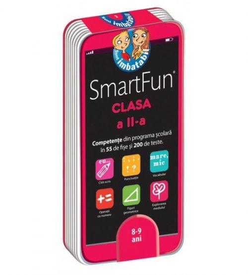 SmartFun Clasa a II-a: 200 de teste