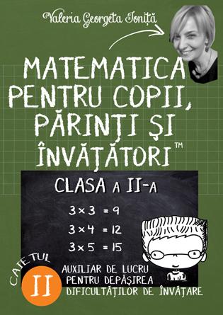matematica ionita auxuliar clasa a II-a, caietul 2