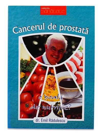 Cancerul de prostata. O boala de nutritie?