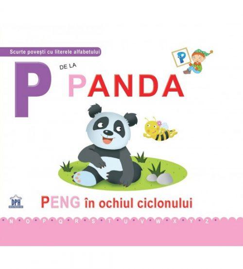 P de la panda