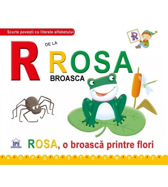 R de la Rosa, broasca