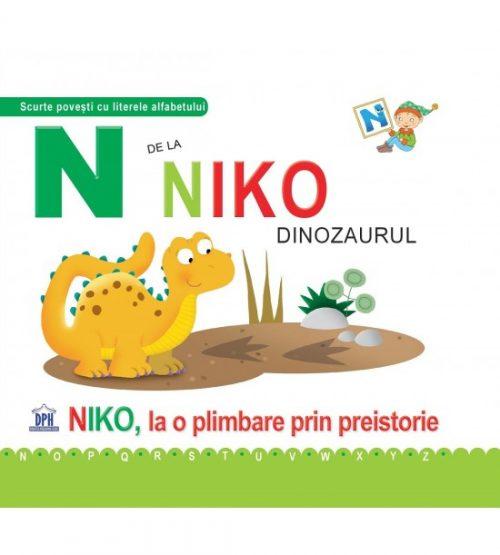 N de la Niko, dinozaurul