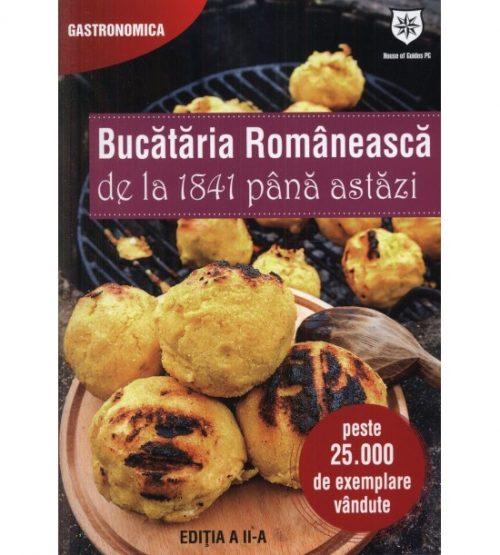 Bucataria romaneasca de la 1848 pana astazi