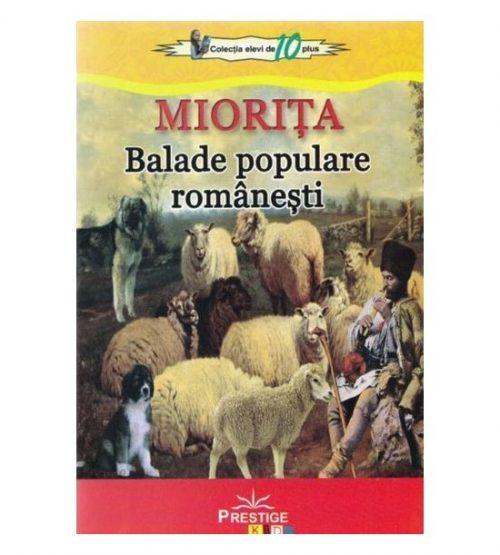 Miorita. Balade populare romanesti