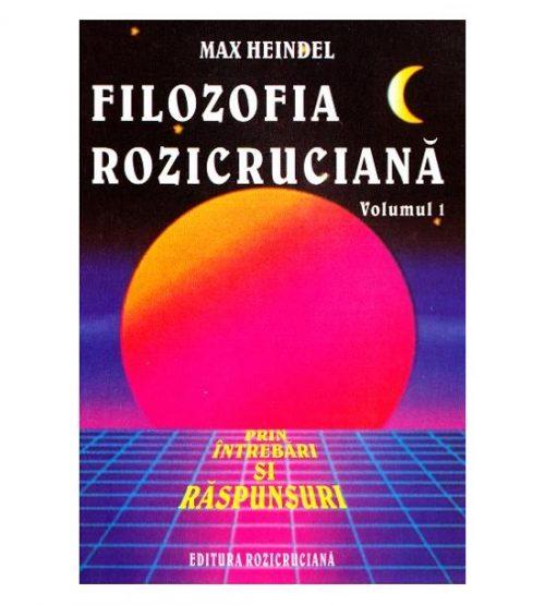 Filozofia Rozicruciana vol. 1