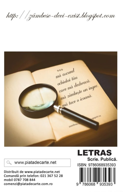 Scrisori pentru candva _Nicoleta Tudor