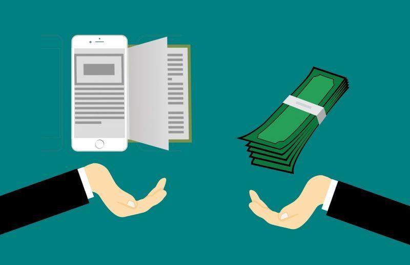 cum publici si cum vinzi un eBook
