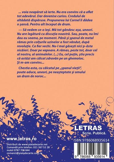 Viata si span - Marian Tomescu - Letras