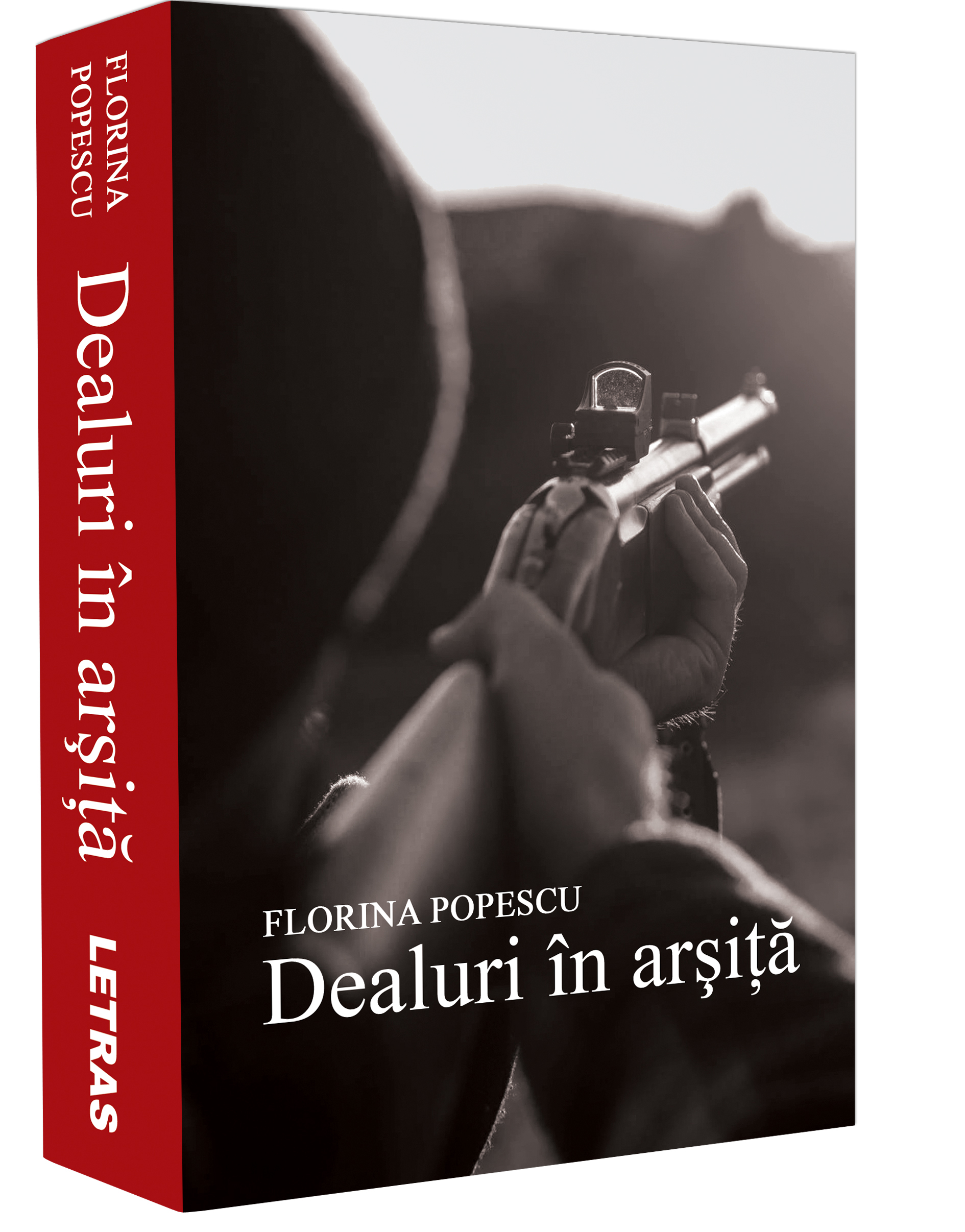 Dealuri in arsita - Florina Popescu - Editura Letras
