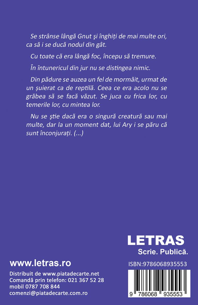 Gnut - Inceputuri - Cristi Boghiu - Editura Letras